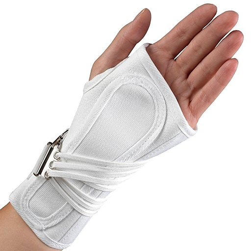 OTC Cock-Up Wrist Splint, Professionals Choice, Left Hand, Large  (2364/L-L)