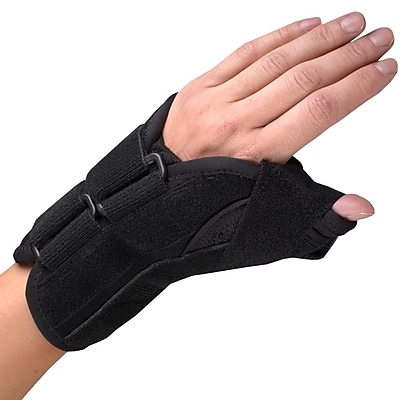 "OTC Select Series 6"" Wrist - Thumb Splint, Left Hand, Left Hand, Medium  (2386/L-M)"