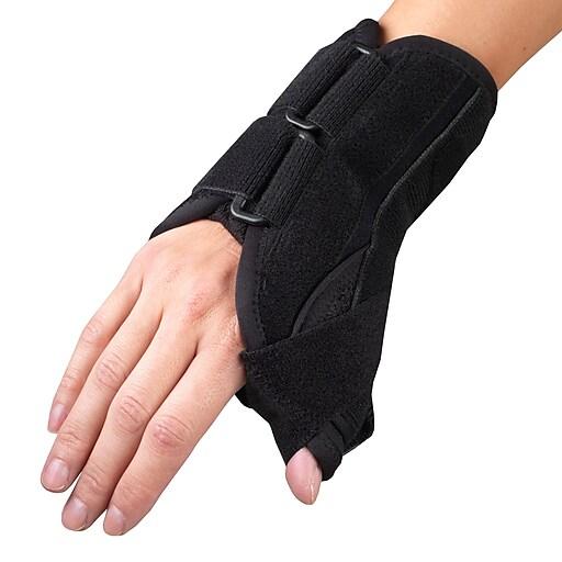 """OTC Select Series 6"""" Wrist - Thumb Splint, Right Hand, Right Hand, X-Small  (2386/R-XS)"""