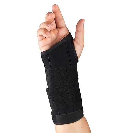 """OTC Select Series 8"""" Wrist Splint, Right Hand, Right Hand, X-Small  (2383/R-XS)"""