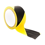 Bertech BERST series Safety Awareness Tape, Black/Yellow (BERST-6BY)