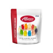 Albanese 12 Flavor Gummi Bears, Fruity, 36 oz. (53336)