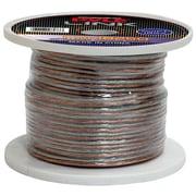 Pyle 93598856M 18 Gauge 250 ft. Spool of High Quality Speaker Zip Wire