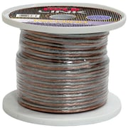 Pyle 93598846M 14 Gauge 100 ft. Spool of High Quality Speaker Zip Wire
