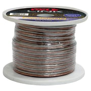 Pyle 93598853M 16 Gauge 500 ft. Spool of High Quality Speaker Zip Wire