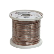 Pyramid 93580552M 18 Gauge 500 ft. Spool of High Quality Speaker Zip Wire