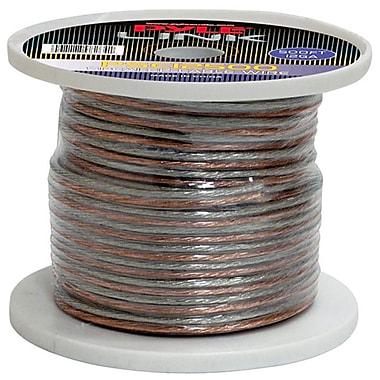 Pyle 93598855M 12 Gauge 500 ft. Spool of High Quality Speaker Zip Wire