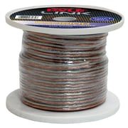 Pyle 93598842M 12 Gauge 100 ft. Spool of High Quality Speaker Zip Wire