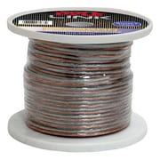 Pyle 93598849M 14 Gauge 500 ft. Spool of High Quality Speaker Zip Wire