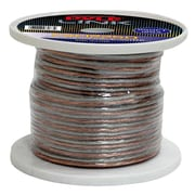 Pyle 93598843M 12 Gauge 250 ft. Spool of High Quality Speaker Zip Wire