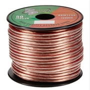 Pyramid 93580545M 12 Gauge 50 ft. Spool of High Quality Speaker Zip Wire