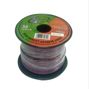 Pyramid 93580547M 14 Gauge 50 ft. Spool of High Quality Speaker Zip Wire