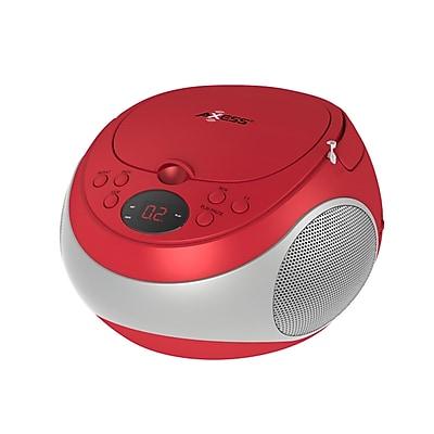 Axess 93598446M AM/FM Radio CD Boombox