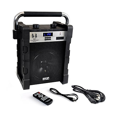 Pyle 93598978M Bluetooth Wireless Rugged & Portable Speaker System