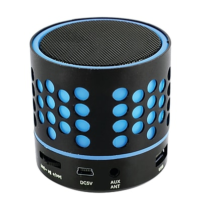 Supersonic 93598396M Portable Bluetooth Speaker