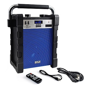 Pyle 93598979M Bluetooth Wireless Rugged & Portable Speaker System