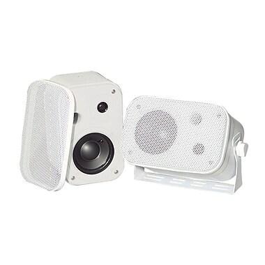 Pyramid 93580335M 300 Watts 3.5'' 2-Way Indoor/Outdoor Waterproof Speaker System
