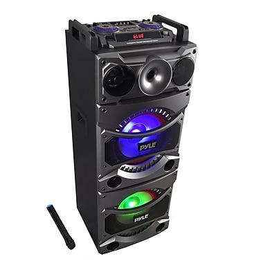 Pyle 93598937M PA Loudspeaker Karaoke Entertainment System