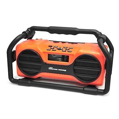 Pyle 93599101M BoomBoX Rugged Bluetooth Speaker
