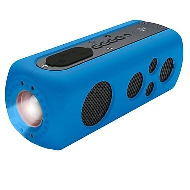 Pyle 93599363M Splash 2 Bluetooth Rugged and Splash-Proof Speaker System