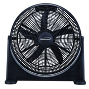 "Brentwood 20"" Floor Fan Black (93595718M)"