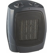 Brentwood 1500W Ceramic Fan Heater Black (93597874M)