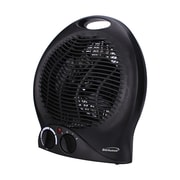 Brentwood 1500W 2 in 1 Heater White (93597875M)