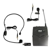 Pyle Pro PUSBMIC43 Belt Pack Microphone System