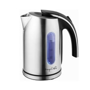 MegaChef 1.2 Lt. Electric Tea Kettle Stainless Steel (93598367M)