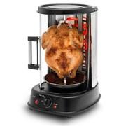 NutriChef 93599432M Vertical Rotisserie Oven - Rotating Kebob Cooker
