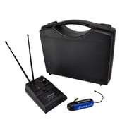 Pyle Pro PDWMG46 UHF Wireless Guitar/Instrument Bug Transmitter Receiver System