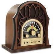 Pyle Home Vintage Style Bluetooth Radio PUNP37BT Classic Design Stereo Speaker System