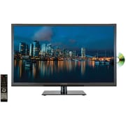 "Axess TVD1801-32 32"" Digital LED 720p HD TV with DVD Player, Black"