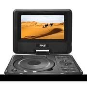 """Pyle PDH9 9"""" Portable DVD Player , Black"""
