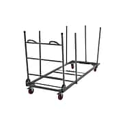 Zown Classic Collection Expandable Folding Table Trolley Grey (60241GRY1E)