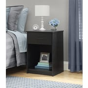 Ameriwood Home Core Nightstand, Black Oak (5497026COM)