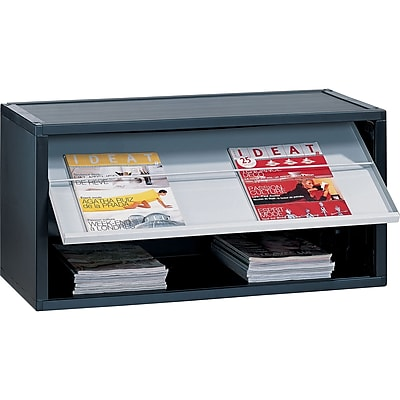 Paperflow Multibloc Module Literature Display, Grey (499.02)