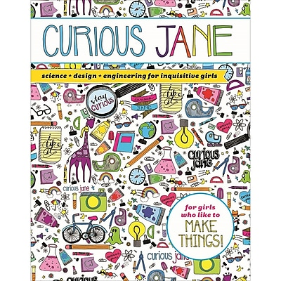 Sterling Publishing-Curious Jane