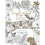 Search Press Books-Tangle Wood Poster Book