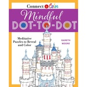 St. Martin's Books-Connect & Color: Mindful Dot-To-Dot