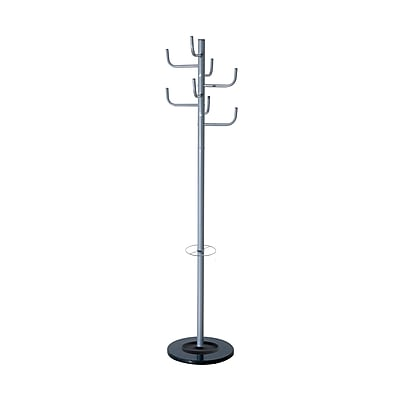 Cactus Coat Rack/Stand with Eight Pegs (PT006.35)