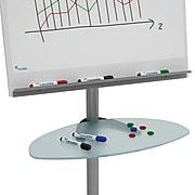 Rocada Visualline Glass Tray for Flipchart/Table (RD-619)