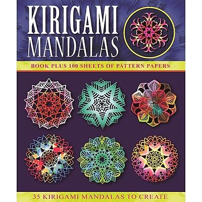Thunder Bay Press Books-Kirigami Mandalas