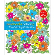 St. Martin's Books-Zendoodle Coloring: Calming Collection