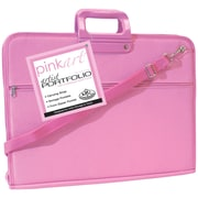 """Pink Art Artist Portfolio Case-14""""X18"""""""