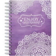 "Specialty Notebook 7.25""X8.5""-Orchid"