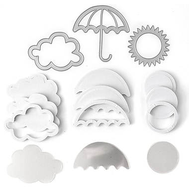 Queen & Company Shaker Shape Kit-Spring