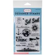 "Carta Bella Stamp 4""X6""-Set Sail"