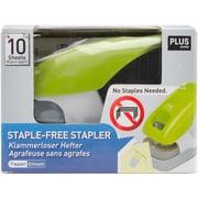 Staple-Free Stapler-Green
