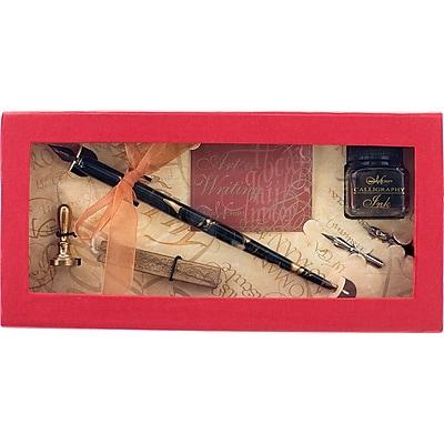 Manuscript Pen & Mini Seal Set-